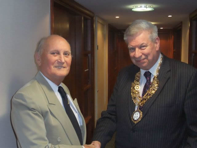 New president takes over at AGM