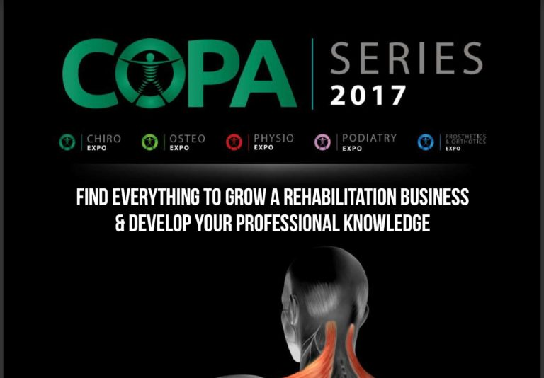 COPA Series 2017, 7th – 8th June at Excel, London
