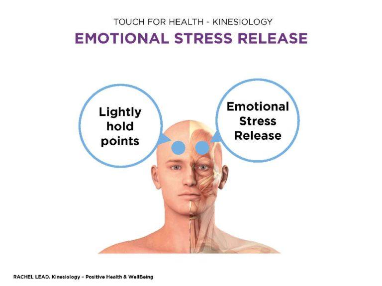 Emotional Stress Release (ESR)