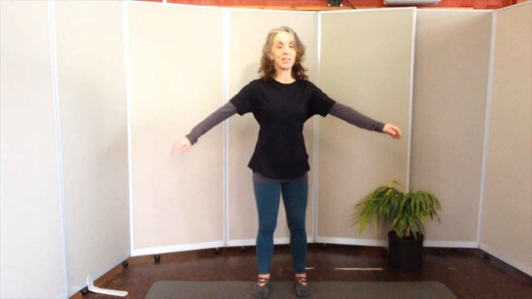Pilates for neck and shoulders