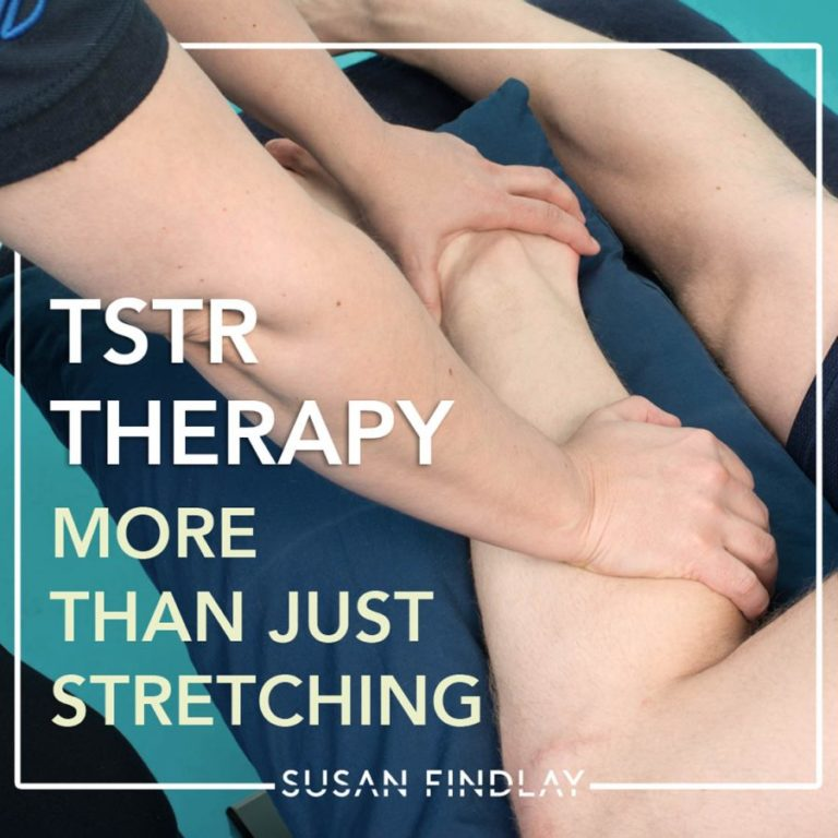 TSTR: More than just stretching
