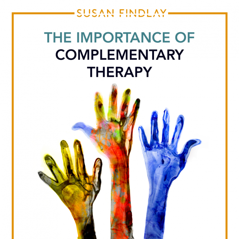 The Importance of Complementary Therapy
