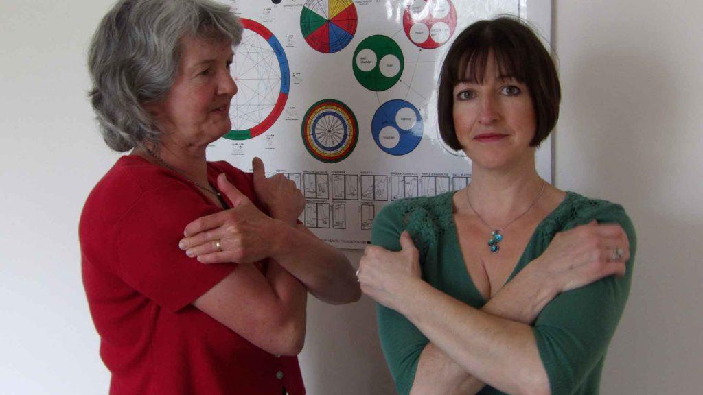 LCSP Register - Rachel Lead Radio Interview discussing upper traps
