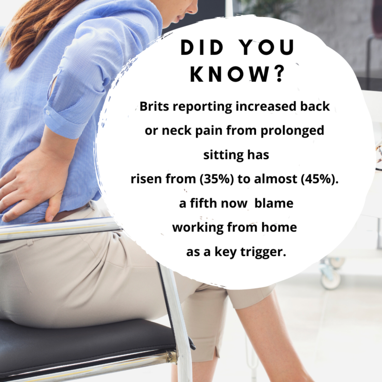 The Home Office Chair Workout