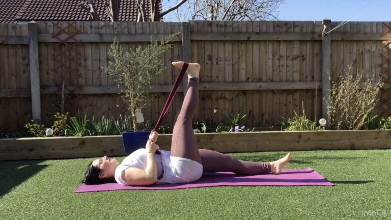 Stretching in the Sunshine