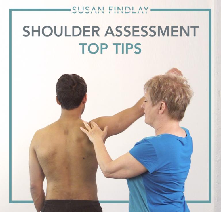 5 Step Shoulder Assessment