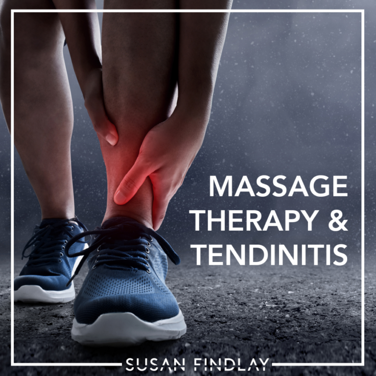 The Use of Massage Therapy for Tendinitis/ Tendinopathy
