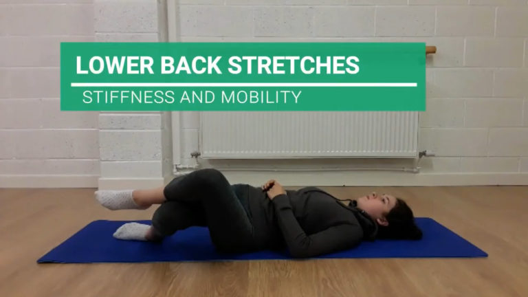 Lower Back Stretches for Stiffness and Mobility