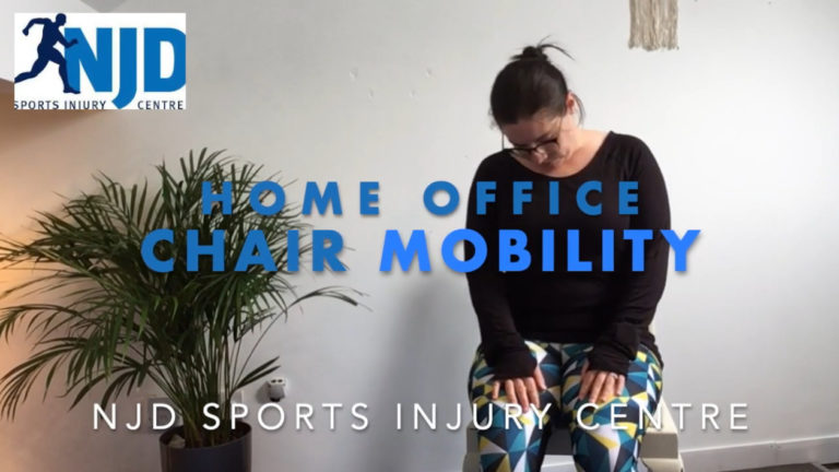 Home Office Chair Mobility