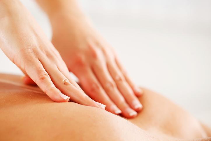 Scientists put their finger on secret  of a good massage